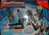 Transformers Robots In Disguise / RID (2001-) Ruination (Wal-Mart exclusive - Rollbar, Armorhide, Mega-Octane, Ro-tor, Movor)
