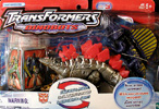 Universe Dinobots: Snarl and Sludge (Walmart exclusive)
