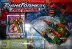Transformers Armada Terrorsaur w/ Ironhide