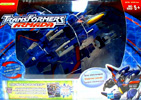 Transformers Armada Thundercracker w/ Zapmaster