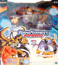 Transformers Armada Unicron w/ Dead End