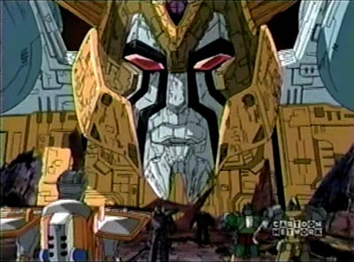 Transformers - Unicron 3