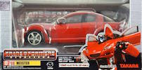Transformers Binaltech (Takara) BT-08 Meister (Red)