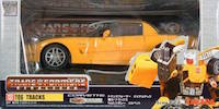 Transformers Binaltech (Takara) BT-06 Tracks (Yellow)