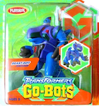 Transformers Go-Bots Beast-Bot (Secret Shield Raptor)