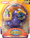 Transformers Go-Bots Racer-Bot BETA (Glow-Bot, muscle car)