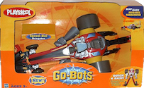 Transformers Go-Bots Speed-Bot Dragster