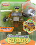 Transformers Go-Bots Strong-Bot (Invisibility Force - cement mixer)