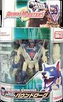 Robotmasters (Takara) RM-07 Bound Rogue
