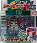 Robotmasters (Takara) RM-10 G1 Convoy with DVD