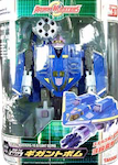Robotmasters (Takara) RM-14 Gigant Bomb