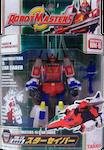 Robotmasters (Takara) RM-15 Star Saber