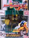 Robotmasters (Takara) RM-18 Road Rocket