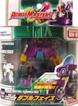 Robotmasters (Takara) RM-19 Double Face