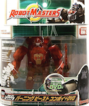 Robotmasters (Takara) RM-21 Burning Beast Convoy with DVD