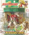Takara - Robotmasters RM-23 Lio Convoy with DVD