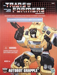 Transformers Commemorative Series Autobot Grapple