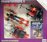 Takara - Collector's Edition (G1) Insectron Clone Army - Zaptrap, Salvo, and Shothole