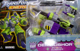 Transformers Energon Demolishor w/ Blackout (KB Toys excl)