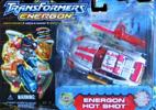 Transformers Energon Energon Hot Shot (Hot Shot redeco)