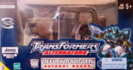 Transformers Alternators Autobot Hound
