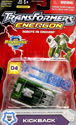 Transformers Energon Kickback