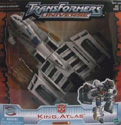 Transformers Universe King Atlas