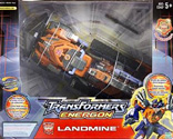 Transformers Energon Landmine