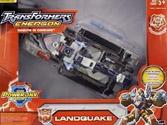 Transformers Energon Landquake