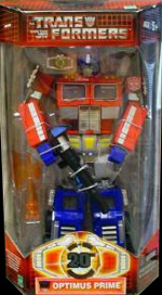 Masterpiece 20th Aniversary Masterpiece Optimus Prime