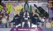 Transformers Energon Megatron