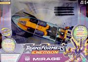 Transformers Energon Mirage