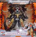 Transformers Universe Nemesis Prime (big convoy redeco - Target exclusive)