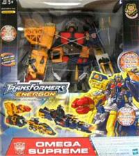 Transformers Energon Omega Supreme