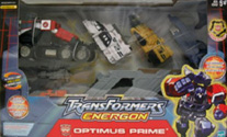 Transformers Energon Optimus Prime
