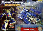 Transformers Energon Prowl
