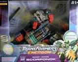 Transformers Energon Scorponok
