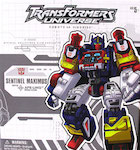 Transformers Timelines (BotCon) Sentinel Maximus with Ape-Linq