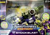 Transformers Energon Shockblast