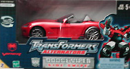 Transformers Alternators Sideswipe