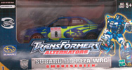 Alternators Smokescreen