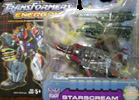 Transformers Energon Starscream