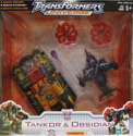 Transformers Universe Tankor & Obsidian 2-Pack