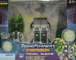 Transformers Energon Tidal Wave w/ Ramjet