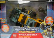 Transformers Energon Treadbolt with Rollbar