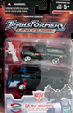 Transformers Universe Ultra Magnus & Ironhide (RID Spychanger redecos, Wal-Mart exclusive)