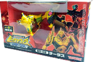Takara - Beast Wars Returns BR-02 Cheetus