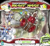 Beast Wars 10th Rattrap (Transmetal) w/