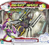 Beast Wars 10th Predacon Tarantulus w/