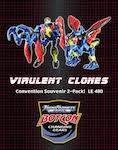 Transformers Timelines (BotCon) Virulent Clones (2-pack)